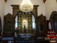 Ribeira Brava - Kirche des heiligen Benedikt