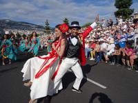 Festumzug zum Blumenfest 2019 in Funchal