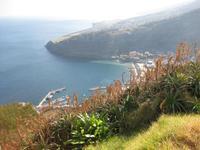 Blick vom Pico do Facho
