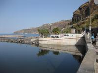 Uferpromenade von Ribeira Brava