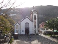 Die Kirche von Ribeira Brava