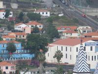 Blick auf Christiano Ronaldos Stadtteil, wo er geboren wurde