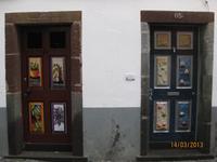 IMG_3067 Moderne Kunst in den Nebengassen von Funchal