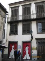 IMG_3069 Moderne Kunst in den Nebengassen von Funchal