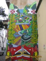 IMG_3071 Moderne Kunst in den Nebengassen von Funchal