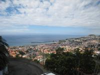 Blick auf Funchal