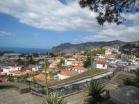 Blick von S.Antonio auf Funchal