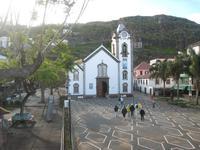 Kirche in Ribeira Brava