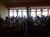 Im Restaurant Vasco da Gama