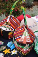 Traditionelle Kopfbedeckung für Frauen
