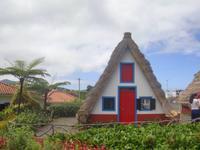 Häuser in Santana
