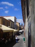 Gassen von Funchal