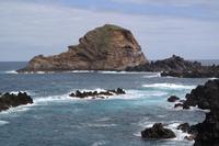 wilder Atlantik (Porto Moniz)