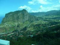 Madeira, Adlerfelsen an der Nordküste