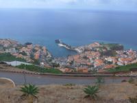 Madeira, Blick auf Camara de Lobos