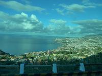 Madeira, Blick auf Funchal