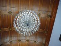 Madeira, Ribeira Brava, Kirche de Sao Bento, Kristalllüster