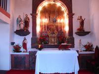 privates Weingut - Privatkapelle im Anwesen des Weingutes