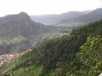 Santana -  Blick vom Aussichtspunkt