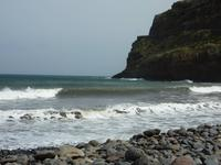 Atlantik an der Ostküste - Machico