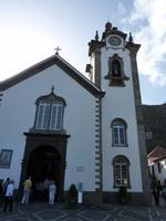 Kirche Sao Bento in Ribeira Brava