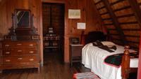 Blick in Hütte