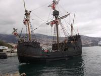 Die Santa María sticht in See - neue Erkenntnis: Kolumbus fuhr Diesel