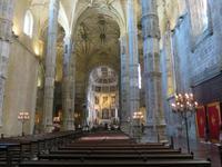 Lissabon – Hieronymuskloster – Klosterkirche Santa Maria