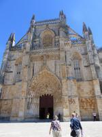 Kloster Bathalla – Eingangsportal