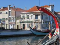 Kahnfahrt in Aveiro – dem Venedig Portugals