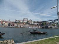 Blick auf Porto und die Brücke Ponte Louis I