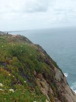 Wo der Kontinent endet und die Weite des Atlantiks beginnt - Cabo da Roca