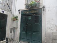 Lissabon - Abstieg durch die Alfama, Fado Restaurant