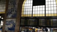 Bahnhof in Porto