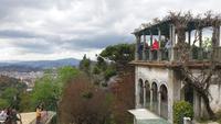 Blick auf Braga