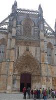 Kloster in Batalha