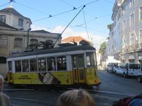 Lissabon - Trambahnen