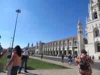 Lissabon - Hieronymus Kloster