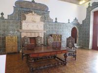 Nationalschloss von Sintra - Saal der Elstern