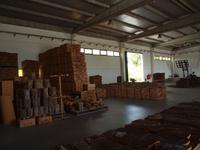 Korkfabrik bei Evora
