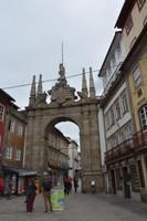 Torbogen Arco da Nova Porta in Braga