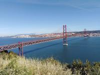10.06.2019, Lissabon, Brücke 25.April 1974