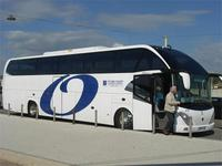 Unser Bus in Portugal