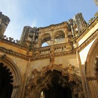 Batalha - unvollendete Kapelle