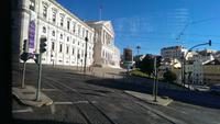 Stadtrundfahrt Lissabon - Parlament