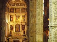 Besichtigung Hieronymuskloster