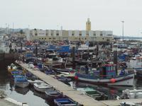 Hafen von Setubal