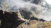 Wanderung vom Pico Arieiro zum Pico Ruivo