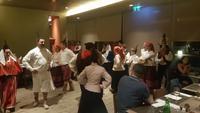 Folklore am letzten Abend