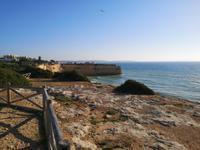 Küstenwanderung von Senhora da Rocha nach Rocha Brava